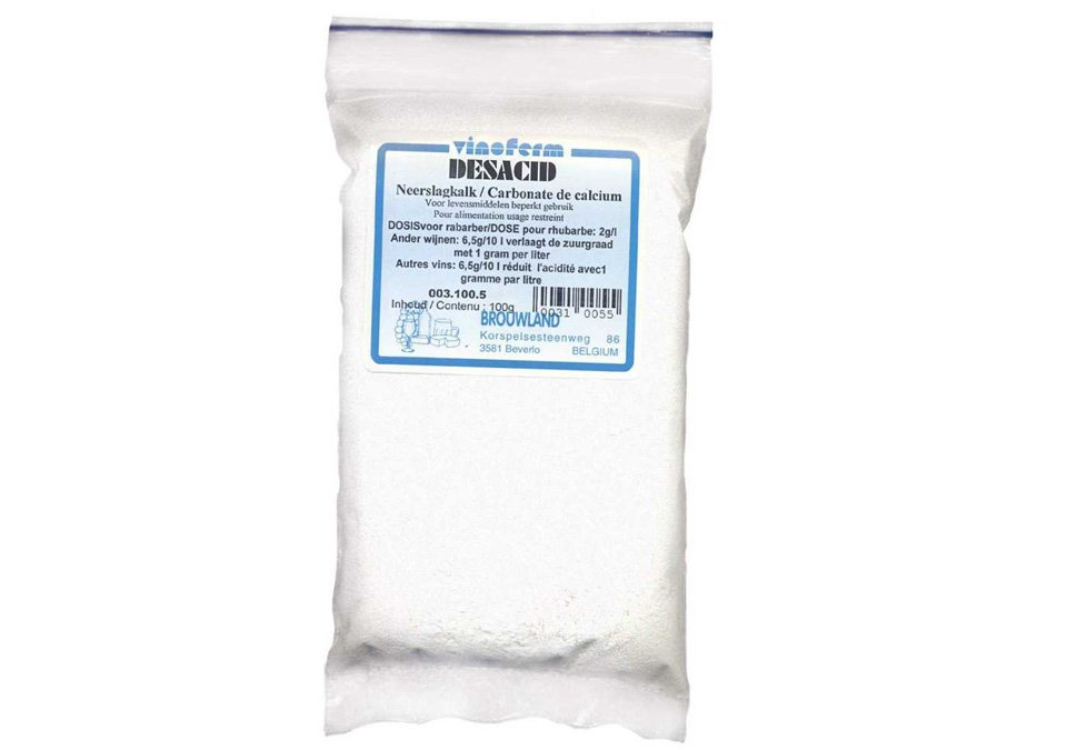 Calcium Carbonate 100g