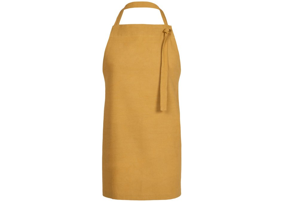 Apron Soft Golden