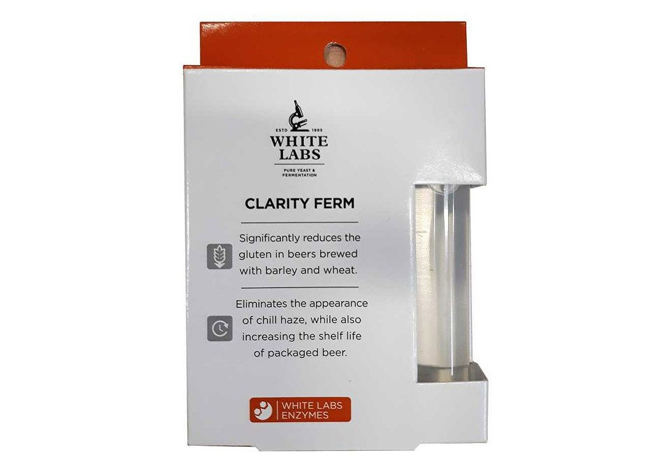 White Labs Clarity Ferm 10ml