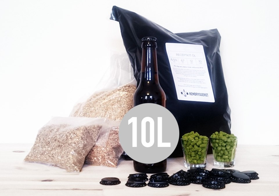 Belgian Wit 5% Recipe Kit 10L