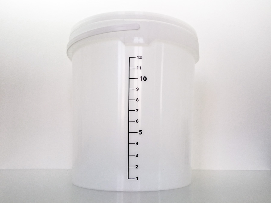 Fermenter 15L with lid