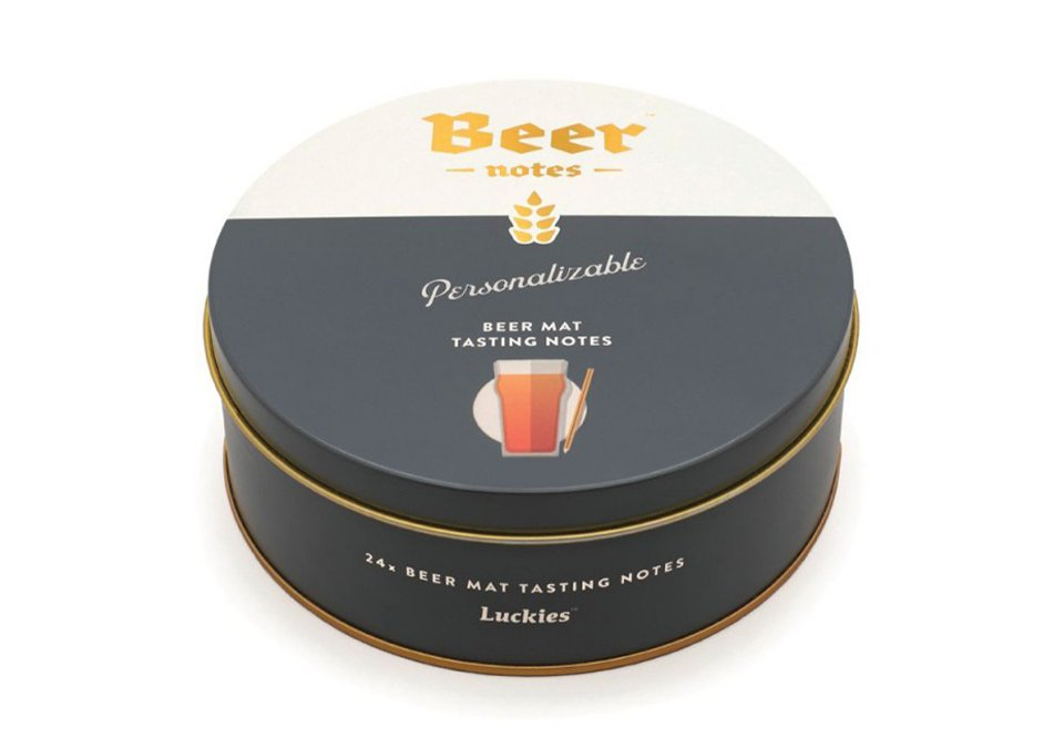 Beer Tasting Coasters 24-pack