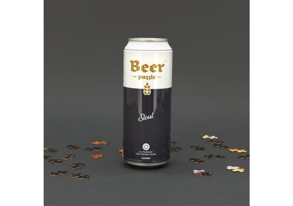 Beer Puzzle - Stout