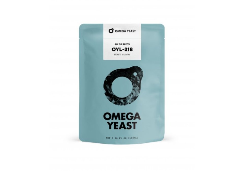 Omega Yeast OYL-218 All the Bretts Yeast