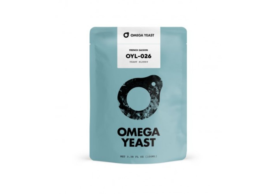 Omega Yeast OYL-026 French Saison Yeast