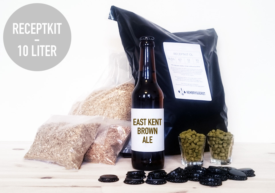 East Kent Brown Ale 5% Receptkit