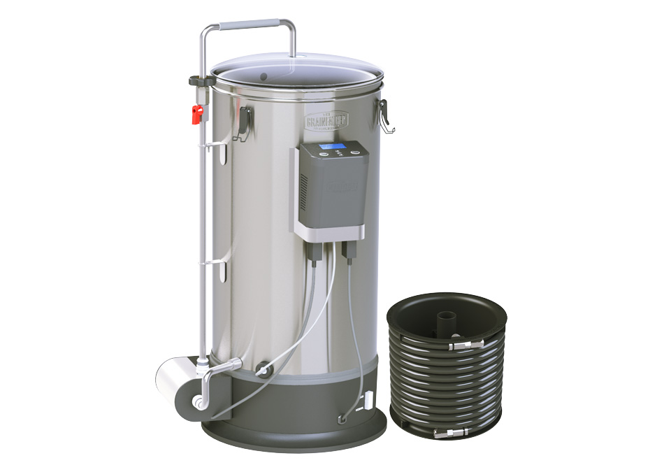 Grainfather Connect G30 Brewery 30L